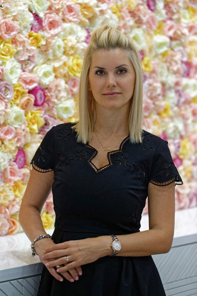 Интервю с Тяна Пресолска в списание Грация